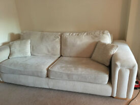 DFS 4 Seater standard back sofa