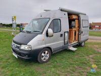IH Savannah Tio Campervan   1 Owner   U Shape Lounge   Great Spec   12 Month Warranty