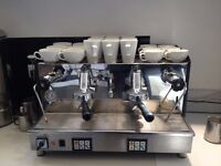 Fiorenzato Ducale - 2 Group Commercial Coffee Machine