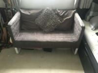 IKEA Knopparp Two Seater Sofa