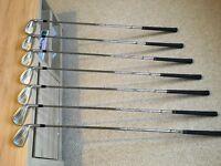 CALLAWAY Apex Pro Forged irons 4-PW X-STIFF X100 Shafts