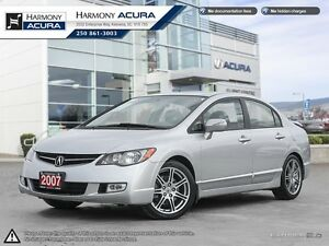 2007 Acura CSX 4dr Sdn Manual Type-S