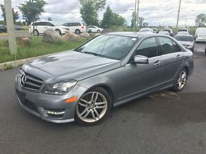 2014 Mercedes-Benz C-Class C300 4MATIC/TOIT PANORAMIQUE