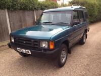 1990 LANDROVER DISCOVERY