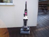 DYSON DC33 STUBBORN UPRIGHT VACUUM, NEW MOTOR, FILTERS, BRUSH BAR, 6 MONTH MOTOR WARRANTY