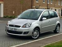 Quick Sale 2007 Ford Fiesta Ghia 1.6 Auto 36k miles Full.S.History 2keys 2 Owners Mot 15/2/18 No adv