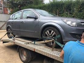 Vauxhall Astra 2007 ( spares or repair )