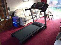 NordicTrack C100 Folding Treadmill