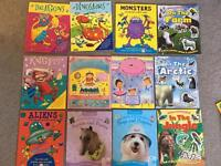 12 Activity Books