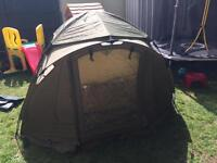 Fox fishing bivy tent
