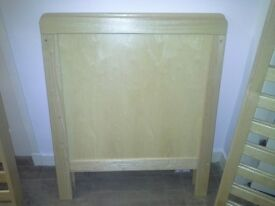 East coast cot bed Reduced price for quick sale
