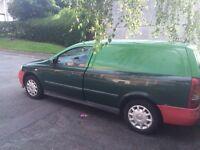 Vauxhall AstraVan Envoy DTI 1.7 2002