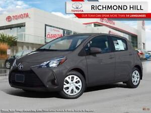 2018 Toyota Yaris LE 5dr Hatch Auto  - Heated Seats - $63.90 /Wk