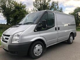 08 Ford transit 140 6 speed full years psv
