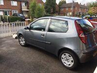 Fiat punto for sale 1.2 3 door