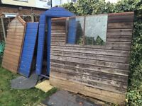 6 X 4 Pent Roof Tongue & Groove Shed