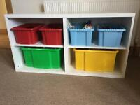 IKEA Shelving/TV Unit for Sale £20