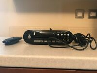 Pre Loved Karaoke Machine with Microphone and CD's