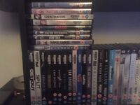 4k blu ray collection