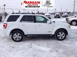 2008 Ford Escape LTD,AUTOMATIC,AWD,LEATHER