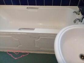 bathroom suite