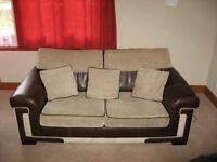 3 Seater & 1 Seater Sofas