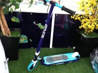 zinc 12v electric scooter