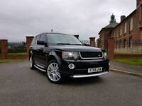 2010 59 RANGE ROVER SPORT 3.0 TDV6 AUTOBIOGRAPHY EDITION COMMANDSHIFT FULLY LOADED HPI CLEAR
