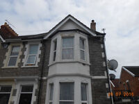 FIRST floor 2 bed flat (1 single 1 double) with Garden for rent