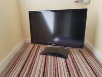 LG DM2350D 23-inch Full-HD LED Passive 3D Tv Monitor