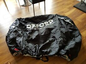 Oxford motorbike cover with lining