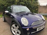 MINI Cooper Convertible Long Mot No Advisorys Low Mileage Service History Drives Great !!!