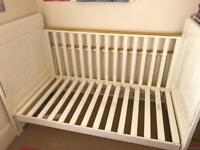 Tutti Bambini Cod bed from birth to 5-6 years old