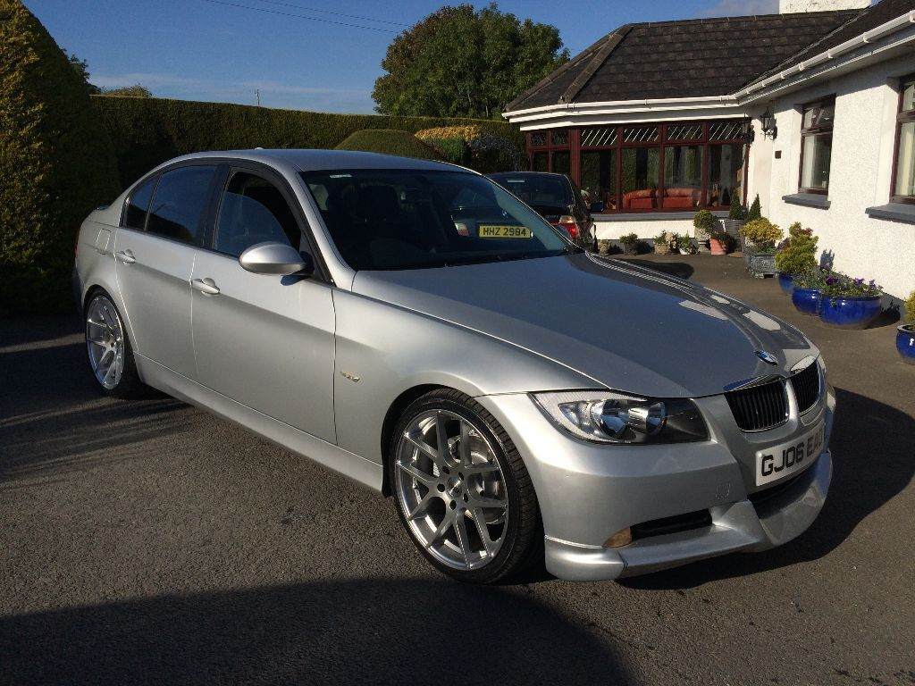 BMW D SE MSPORT KITTED NEW INCH ALLOYS LOWERED - Bmw 320 new