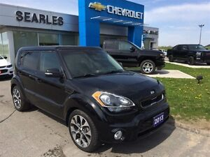 2013 Kia Soul Leather, Sunroof, Navigation!