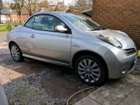 Nissan Micra convertible cc glass roof