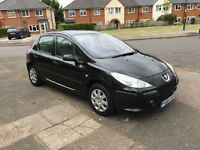 PEUGEOT 307 1.4 '56REG' WELL MAINTAINED LOTS SPENT