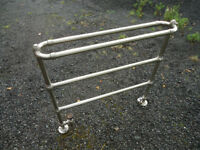 TOWEL RAIL FOR SALE, USED, GOOD CONDITION.