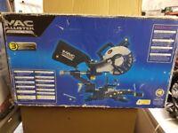 MacAllister SLIDE MITRE SAW COD211LSM 1400W 230-240V
