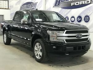 2018 Ford F-150 SuperCrew Platinum 700A 3.5L EcoBoost