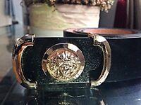 NEW Versace belt mens 2 in stock.