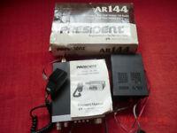 Rare President AR144 CB radio