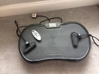 vibrating plate with Bluetooth MP3 - for exercise and weight loss