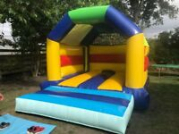 Bouncy Castle! Huge 13ft x 13ft! Grass Only!