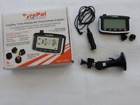 Tyre Pal TC215/B Caravan Tyre Pressure Monitoring System wwith 2 Sensors