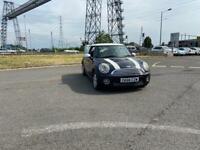 Mini Cooper 1.6 petrol with long mot