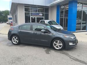 2012 Chevrolet Volt Electric Leather Seats Polished Wheels Bluet
