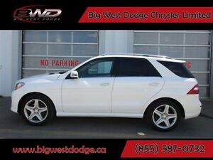 2014 Mercedes-Benz ML350 BlueTEC 4MATIC Sport & Luxury