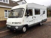 MOTORHOME HYMER B584 A CLASS for sale  Whickham, Tyne and Wear