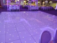 Professional PA System/LED Dance Floor/Lighting